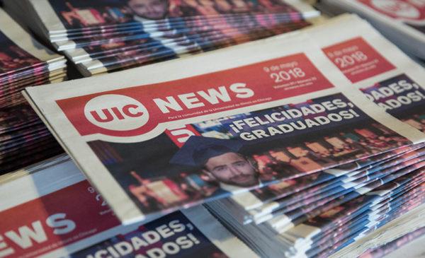 UIC newspage