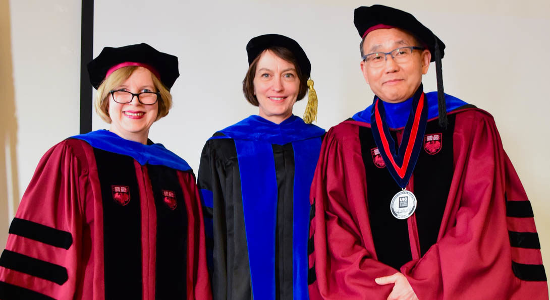 Faculty investiture