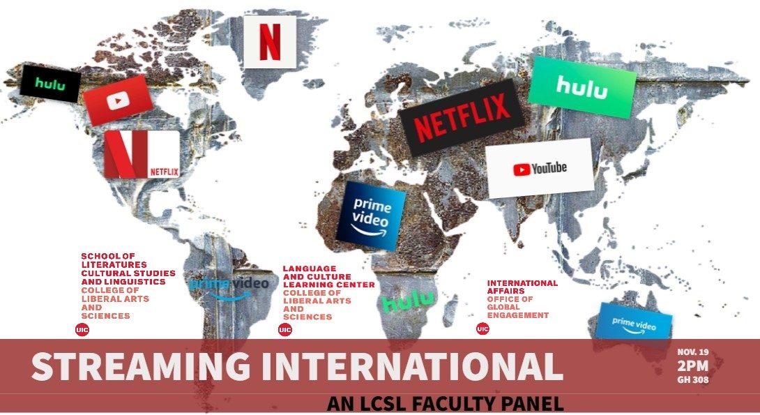 Streaming International poster